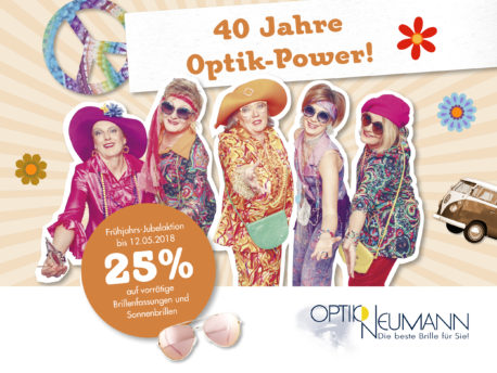 40 Jahre Optik-Power